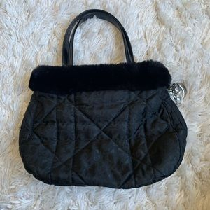 Authentic Dior Satchel Black Bag